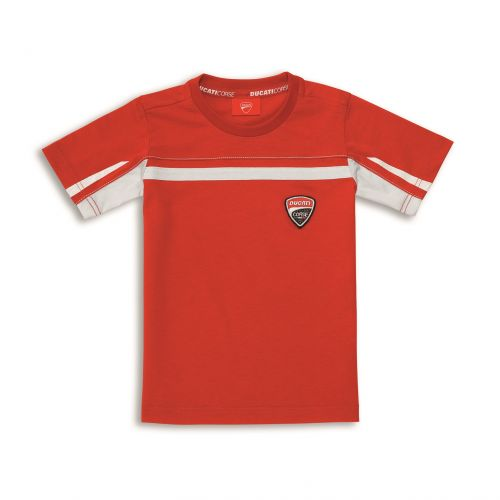 Ducati Corse 14 T-Shirt Red