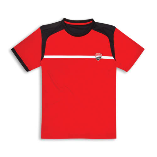 DC Power T-shirt Red