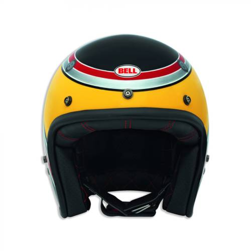 Casco jet Long Beach Scrambler